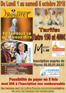 1Affiche Lourdes 2018